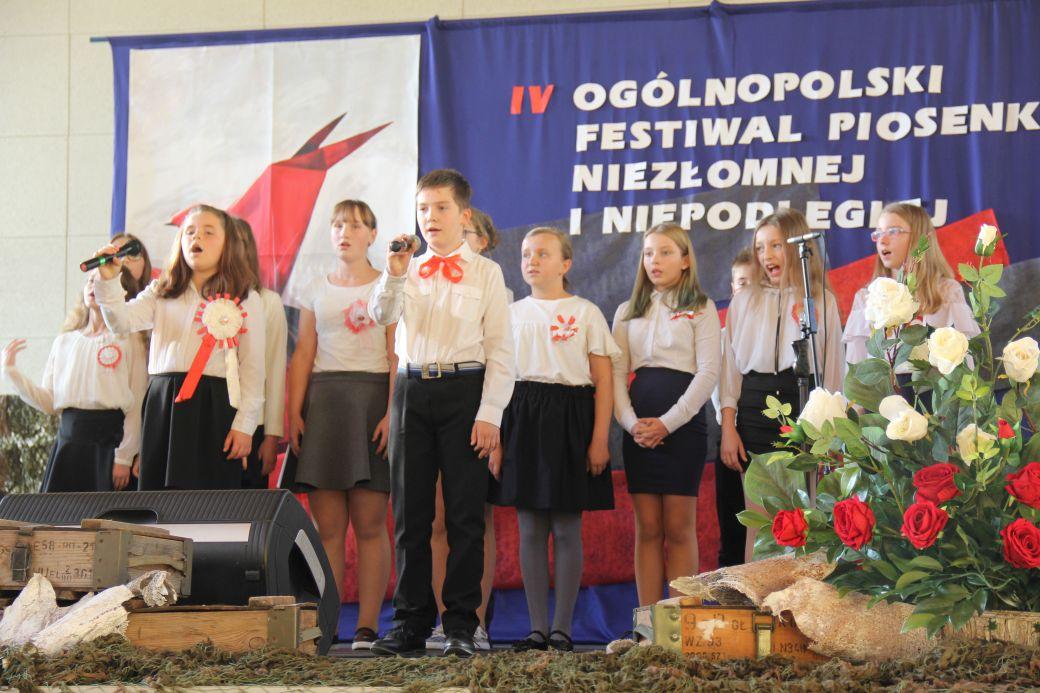 Eliminacje do IV Ogólnopolskiego Festiwalu Piosenki Niezłomnej i Niepodległej
